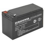 Akumulator7,2Ah - 12V Europower